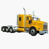 lightwave t800 truck tridrive