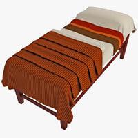 3d spa bed 2