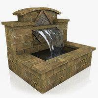 Animated Water Feature