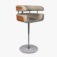 obj bar stool