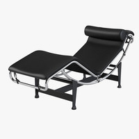max lc4 corbusier chaise lounge
