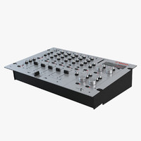 mixer pmc 500 3d model