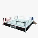 Boxing Ring 3D models