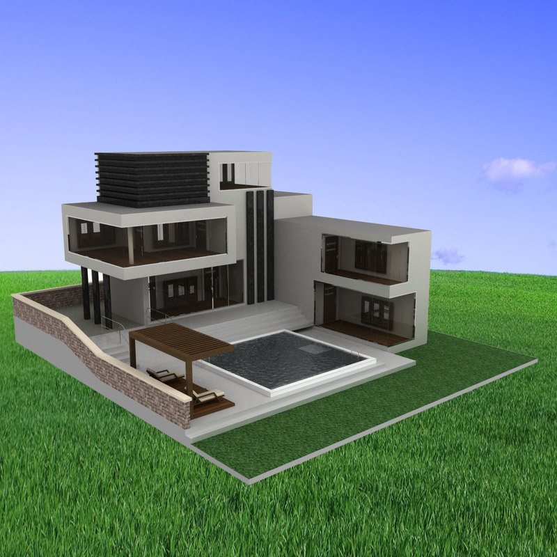 model of modern house - uncover more image and concepts. Find the ... - ^