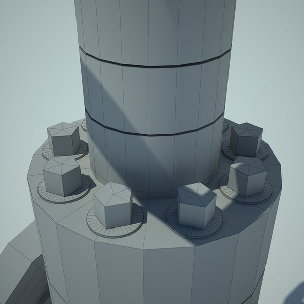 3d gate pipe model - Pipe Gate 01... by Diesel_V