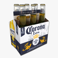 Six Pack of Corona Extra