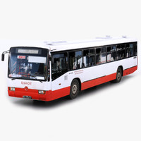 mercedes benz 0345 solo 3d 3ds