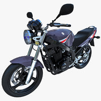 suzuki gs obj