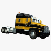 lightwave truck t600 long frame