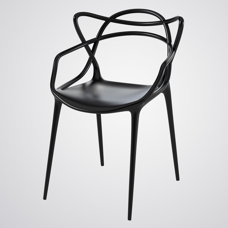 Philippe Starck Masters Chair famous design designer dining side art ...