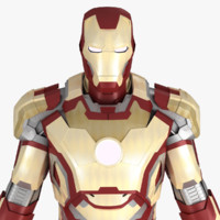 Ironman Mark XLII Armor