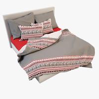 maya bedcloth bed