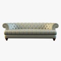 maya lisette 3-seat sofa