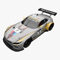 BMW Z4 GT3 Marc VDS