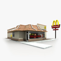McDonald's Restaurant 2