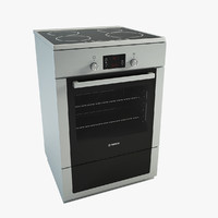 Oven Bosch HCE 748353U