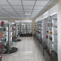 Pharmacy &Cosmetic shop 5