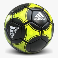 3ds max football 4 adidas ball