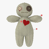 voodoo doll 3d 3ds