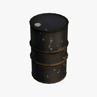 Metal Barrels Pack