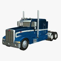 lwo 377 truck sleeper