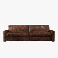 max maxwell leather sleeper sofa