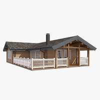 Log House LH GLB 003