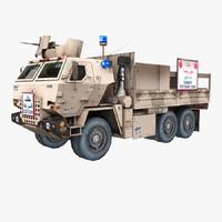 maya military truck m1078 transport