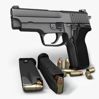 Sig Sauer P229 SAS Gen.2 9mm