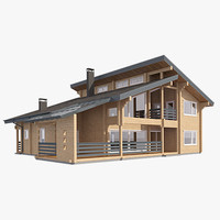Log House LH GLB 017