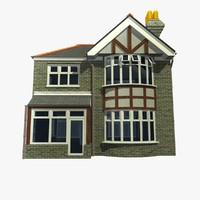 British 2 Story Detached House Unit 17