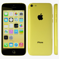 apple iphone 5c yellow max