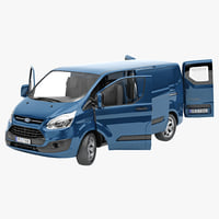 Ford Transit 2013 Rigged