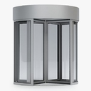 revolving door 3D models