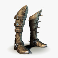 Fantasy Western Boots