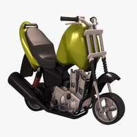 Minibike 3 VR