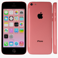 apple iphone 5c red