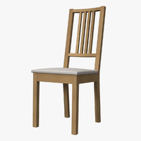 3d model of börje chair
