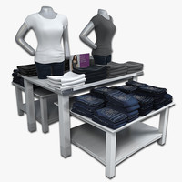 Womens Jeans Tables