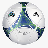 3d mls soccer ball 2013