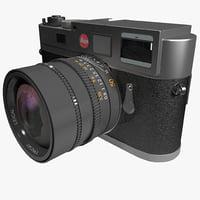 Camera Leica M9 Silver