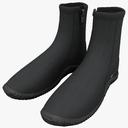 Scuba Dive Boots 3D models
