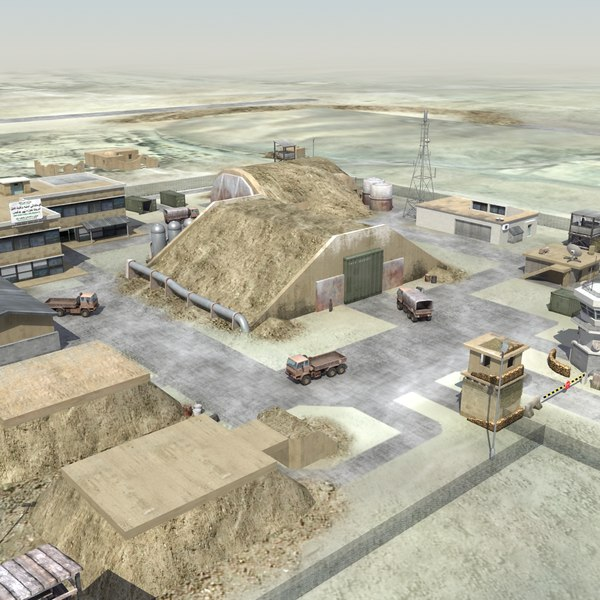3dsmax chemical weapons site