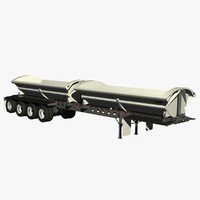 lightwave dump smithco sx4-4819-dt trailer
