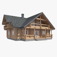 Log House LH LVD 049