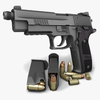 sig sauer p226 pistols max