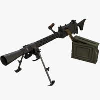 M1919A6 Machine Gun