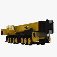 GMK 7550 Crane