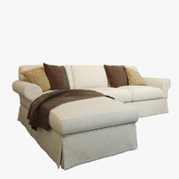 3d restoration sofa chaise sectional