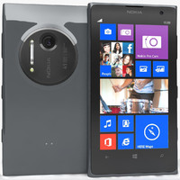 Nokia Lumia 1020 Black